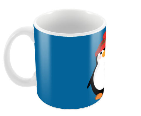 Penguin Coffee Mugs | Artist : NextDesigns