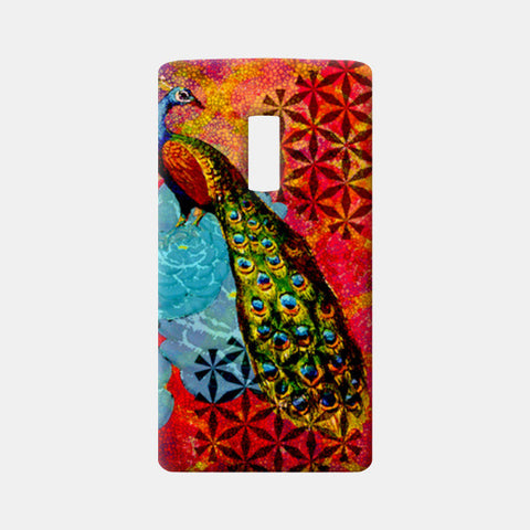 One Plus Two Cases, Royal Peacock  One Plus Two Cases | Artist : Jignesh Waghela, - PosterGully