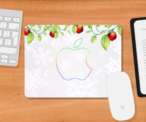 Mousepad, Apple Mousepad | Artist: Nagesh Kanduru, - PosterGully