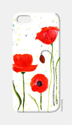 iPhone 5 Cases, Floral iPhone 5 Case | Shweta D, - PosterGully