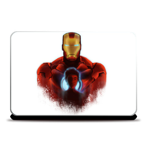 Be a hero Laptop Skins | Artist : MADHUREETA BERA