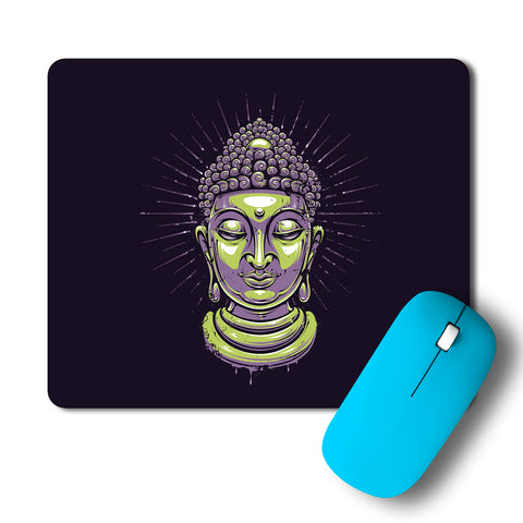 Zen Minimal Artwork Mousepad