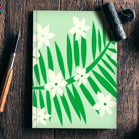 Flowers Notebook | Artist : pravesh mishra