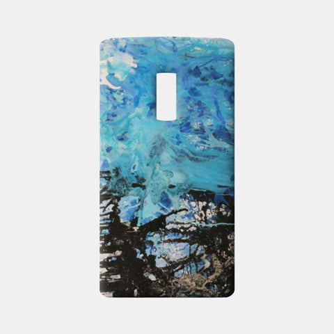 Blue Blood One Plus Two Cases | Artist : kartikey sharma