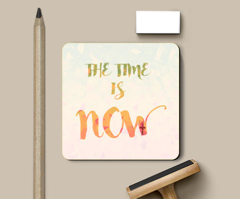 Time is Now Coasters | Artist : Arpita Gogoi