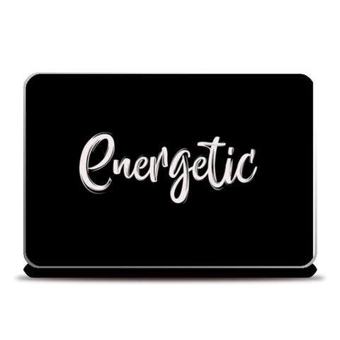 Energetic Laptop Skins | Artist : Creative DJ