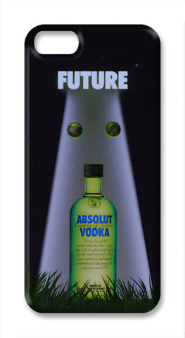 absolut FUTURE iPhone SE Cases | Artist : greyfin