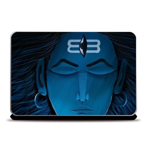 Laptop Skins, Shiva Laptop Skins | Artist : Dev Ballal, - PosterGully