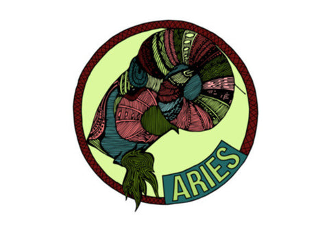 Aries Art PosterGully Specials