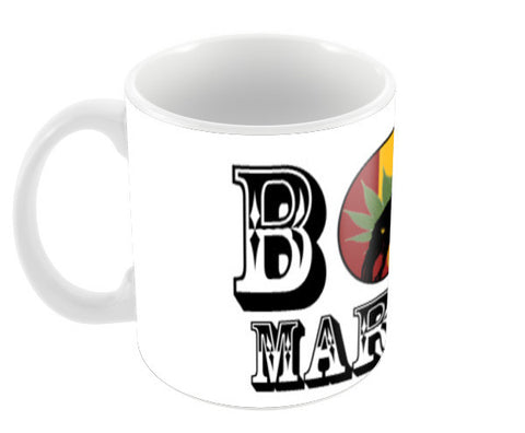 BOB Marley Coffee Mug Coffee Mugs | Artist : Tripund Media Works