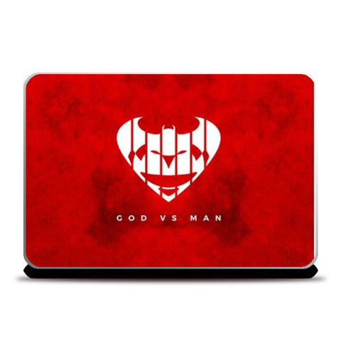 Laptop Skins, Batman v Superman Laptop Skins | Artist : Kushang Dholakia, - PosterGully
