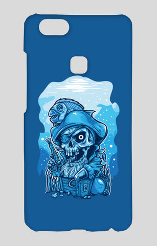 Cartoon Pirates Vivo V7 Plus Cases | Artist : Inderpreet Singh