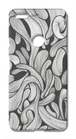 Abstract doodle Google Pixel XL Cases | Artist : Raj Patel