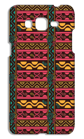 Abstract geometric pattern african style Samsung Galaxy Grand Prime Cases | Artist : Designerchennai