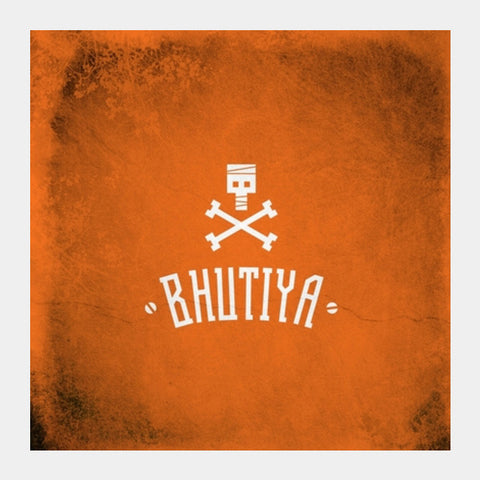 BHUTIYA / CHU Square Art Prints PosterGully Specials