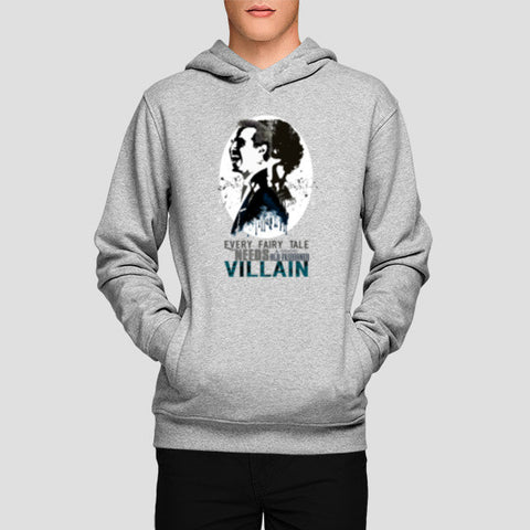 Hoodies, Old Fashioned Villain Hoodies | Artist : Deepak Gupta, - PosterGully - 1