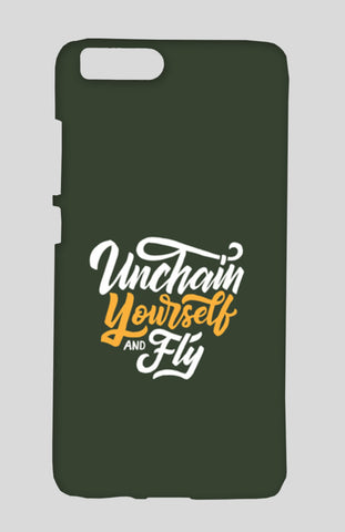 Unchain Yourself And Fly Xiaomi Mi-6 Cases | Artist : Inderpreet Singh