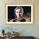 Chris Hemsworth Premium Italian Wooden Frames | Artist : Delusion