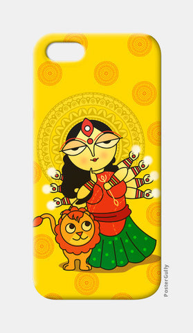 Dugga Dugga iPhone 5 Cases | Artist : Aniket Mitra