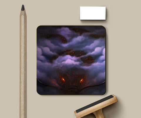Coasters, Fire Dragon Coaster | Rishi singh, - PosterGully