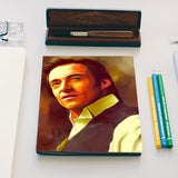 Hugh Jackman Notebook | Artist : Delusion