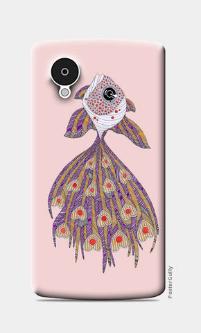 Nexus 5 Cases, hearts fish Nexus 5 Cases | Artist : federico cortese, - PosterGully