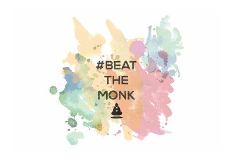 Wall Art, #BeattheMonk 2 Wall Art | Artist : GamingMonk, - PosterGully