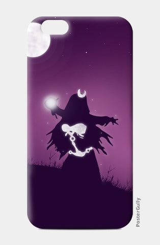 Enchantress – Mystery Night iPhone 6/6S Cases | Artist : Darshan Gajara's Artwork