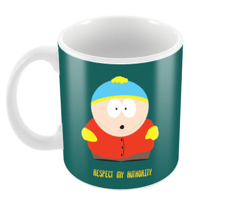 South Park- Cartman Coffee Mugs | Artist : saumya singh