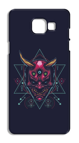The Mask Samsung Galaxy A5 2016 Cases | Artist : Inderpreet Singh