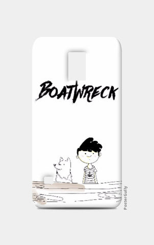 Samsung S5 Cases, BoatWreck Samsung S5 Case by Amitesh Tandon, - PosterGully