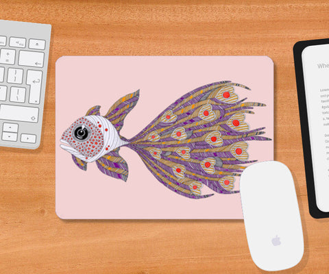 Mousepad, hearts fish Mousepad | Artist : federico cortese, - PosterGully