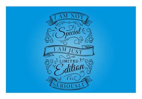 Wall Art, I Am Special Edition Wall Art  | Artist : Pranit Jaiswal, - PosterGully