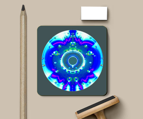 Coasters, Water droplets CD Coasters | Artist : marika, - PosterGully