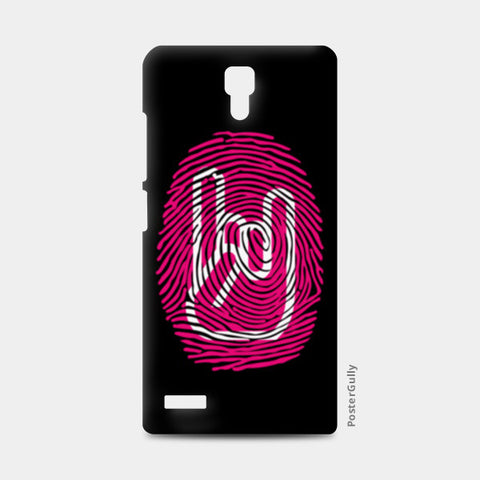 Thumping Rock Redmi Note Cases | Artist : Ved Uttam