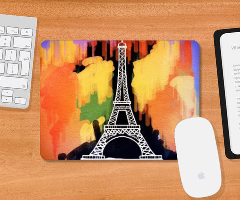 Mousepad, Paris Mousepad | Anushree, - PosterGully