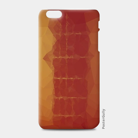 polygonal guitar iPhone 6 Plus/6S Plus Cases | Artist : Aakarsh Sharma