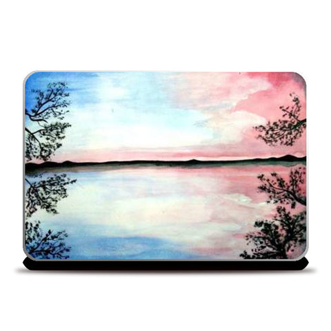 Nature Painting 3 Laptop Skins | Artist : Pallavi Rawal