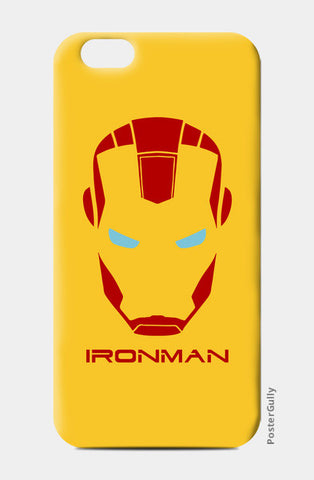 Ironman Minimal iPhone 6/6S Cases | Artist : Shweta Paryani