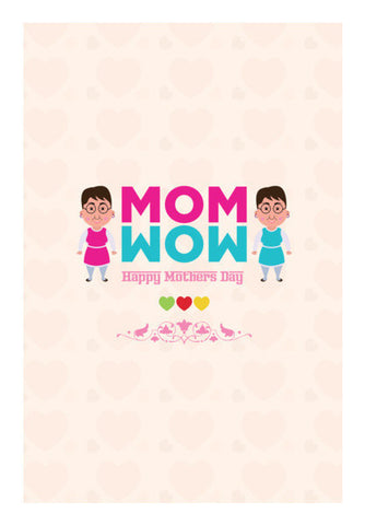 Mom Wow Art PosterGully Specials