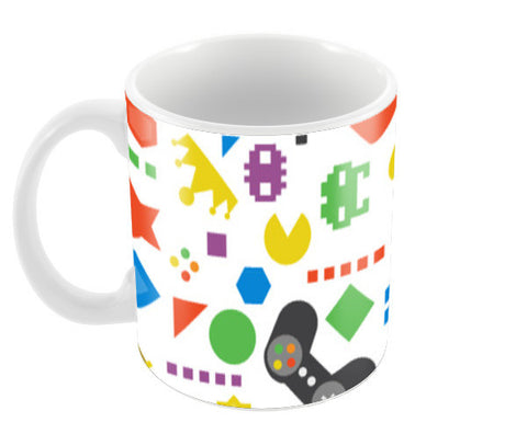 Video Games Coffee Mugs | Artist : Colour me expressive