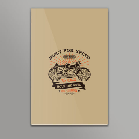 Motorcycle Club 2 Metal Prints | Artist : Inderpreet Singh