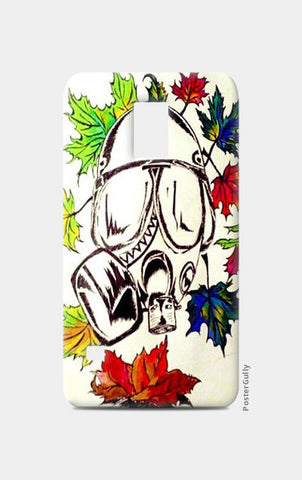 Samsung S5 Cases, Apocalypse Mask Samsung S5 Case | Artist: Awanika Anand, - PosterGully