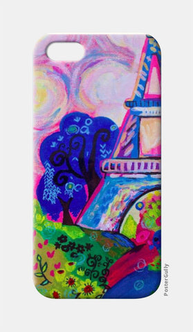 iPhone 5 Cases, parisian iPhone 5 Case | Artist: Pritika Uppal, - PosterGully