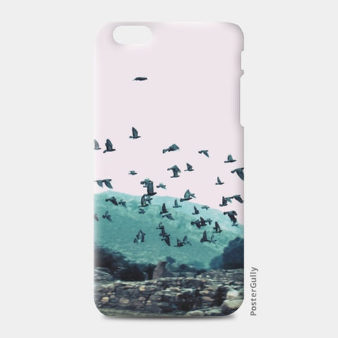 Haunted iPhone 6 Plus/6S Plus Cases | Artist : The Storygrapher