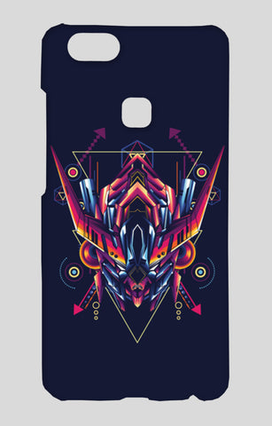 Robot Vivo V7 Plus Cases | Artist : Inderpreet Singh
