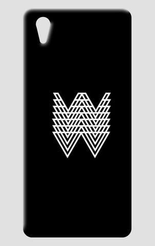 Abstract W Oneplus X Case One Plus X Cases | Artist : Vedant Sharma