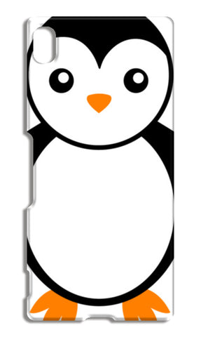 cute penguine Sony Xperia Z4 Cases | Artist : Fariya Arts
