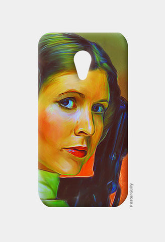 Carrie Fisher Moto G2 Cases | Artist : Delusion