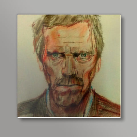 House MD Metal Prints | Artist : Sukanya Chakraborty
